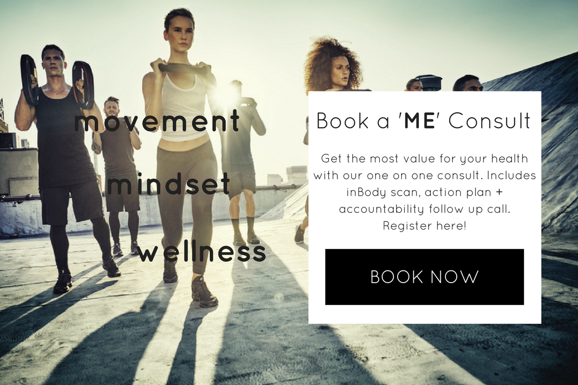 Book a 'ME' Consult