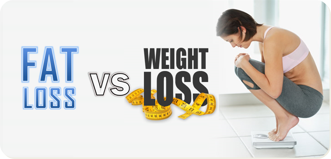 Weight Loss Vs Fat Loss The Difference Explained